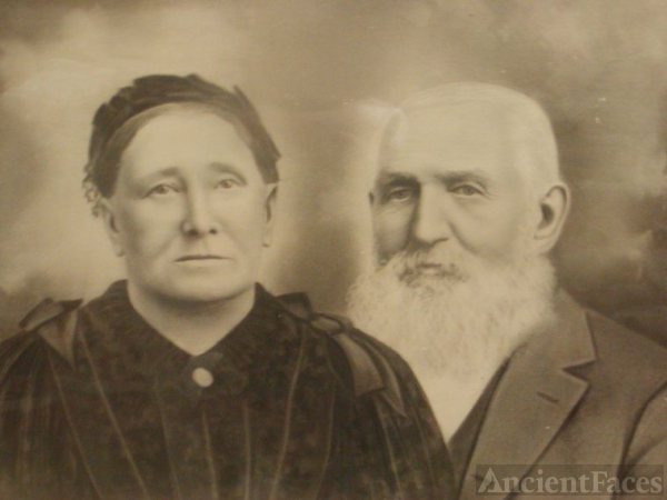 John Ashman and Ann Wild