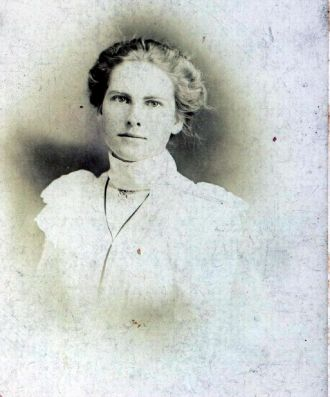 A photo of Nellie C Brooks-Jeffers