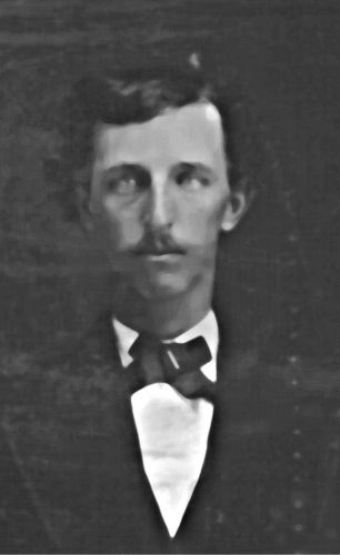 A photo of George B. John Green