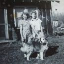 Royse girls, Wisconsin 1942