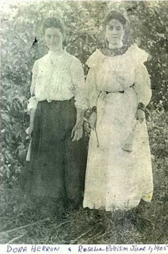A photo of Rosa Lee  Robison