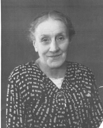 A photo of Mary Maria  Woolway/Powe