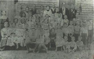 Franklin County, Arkansas School