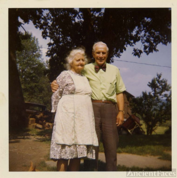 Great Grandparents Thomas and Margaret Jordan
