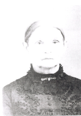(1) Ann (Seely) Norval Abernathy (1808-1884) of Ralls County and Putnam County, Missouri