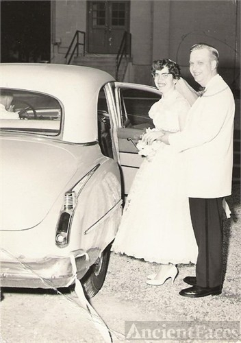 Margaret and Carl Nagel, 1956