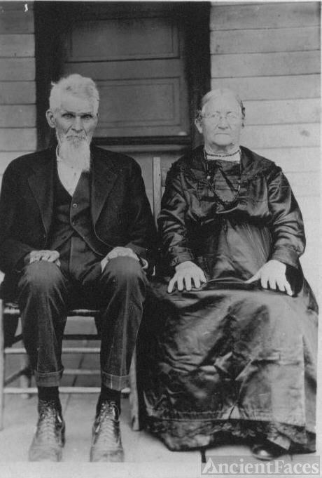 Mary Elizabeth Nichols  and George W. Stowers