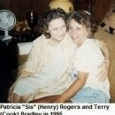 Patricia Rogers and Terry Bradley