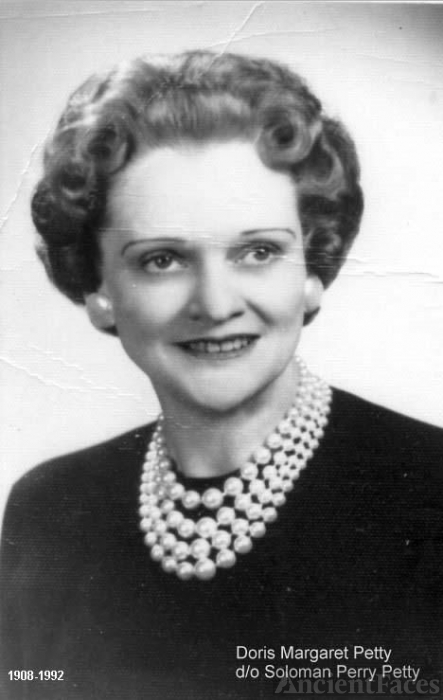 Doris Margaret Petty
