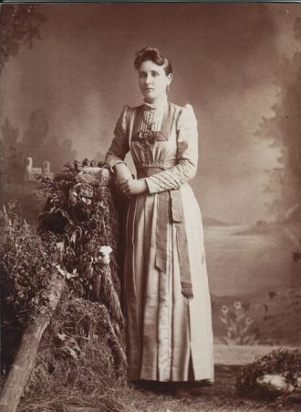 Frances Ursula Lockwood, Nebraska
