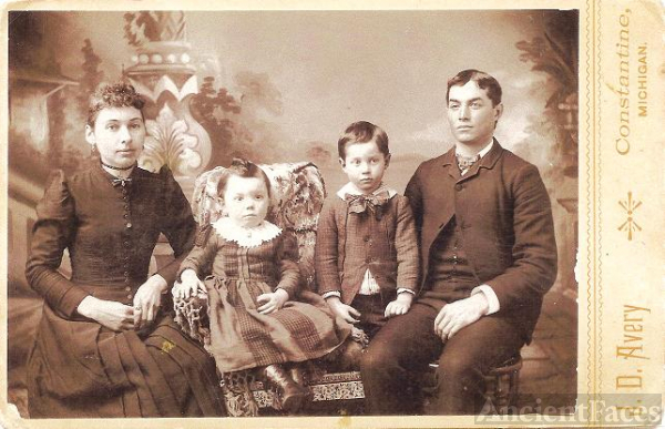 George H. Gorbutt Family2