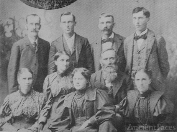 James W. Eaton Family - Hamilton County Indiana