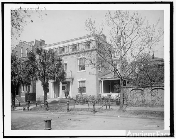 Elks' home, Savannah, Ga.