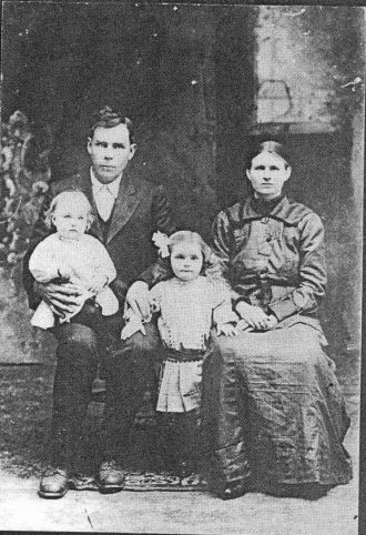 Fred Dunkin and family