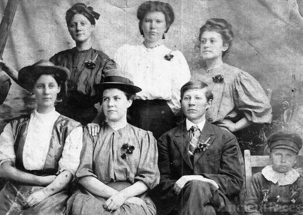 Possibly Wilson Children of North Ga.