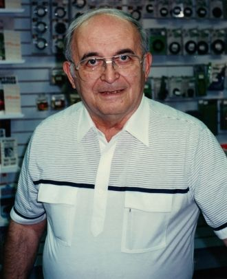 A photo of Harry Mihalyi