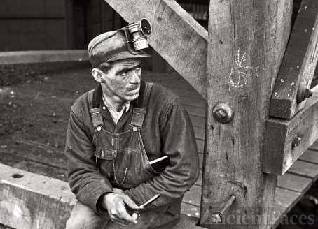 Miner Kentucky – October 1935