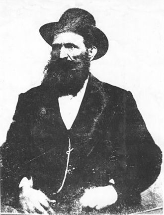 A photo of John Thomas Veitch