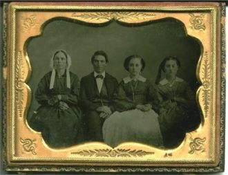 Ohio Civil War Era Photo