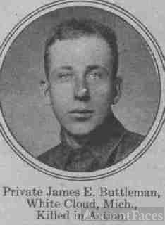 Private James E. Buttleman