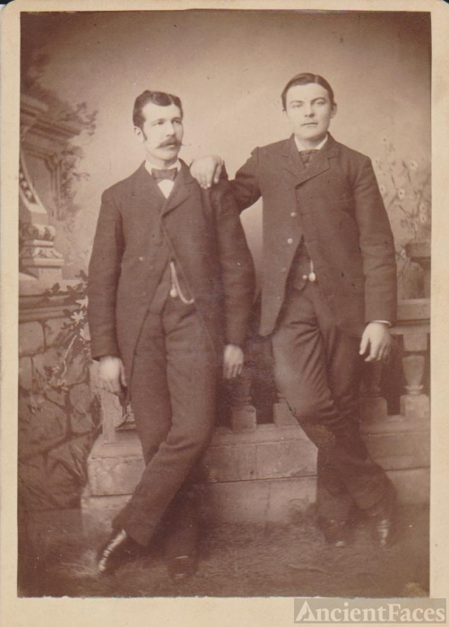 Jolliet, Illinois Unknown Men