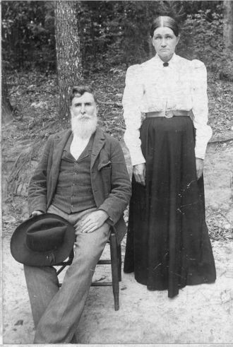 Ephraim and Jane  Rountree