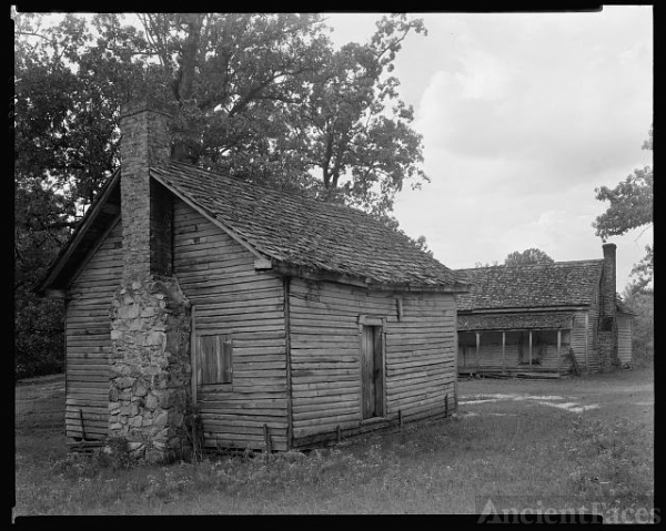 Outbuilding, Hill Plantation?, Washington vic., Wilkes...