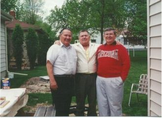 Tommy, Bobby, & Billy Ramage, 1999