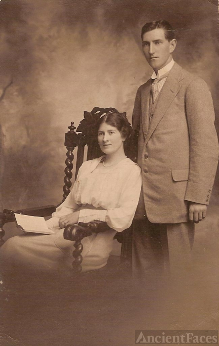 John & Mary Anne (Cornar) Campbell