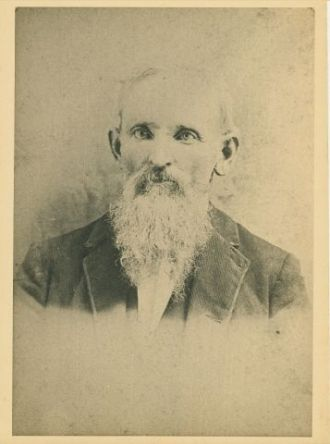 A photo of William Franklin Jameson