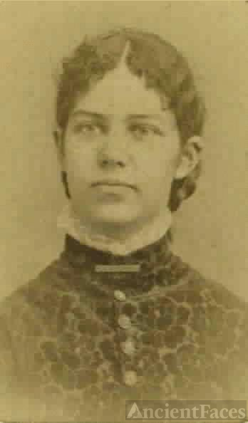 Unknown Woman in St. Johnsbury, VT