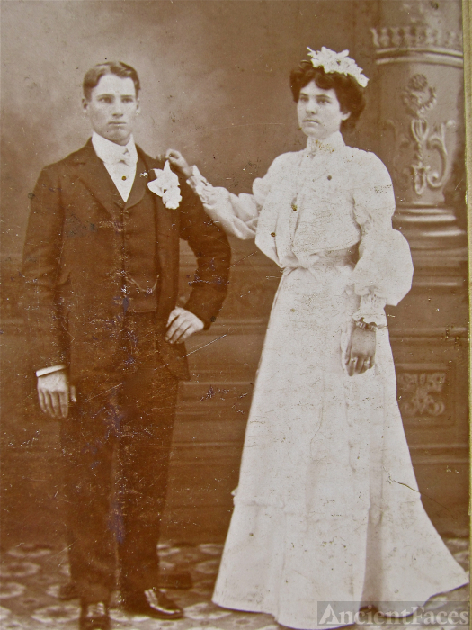 Charles & Alexina (Paquin) Doire