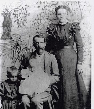 Francis Marion Harwell Family