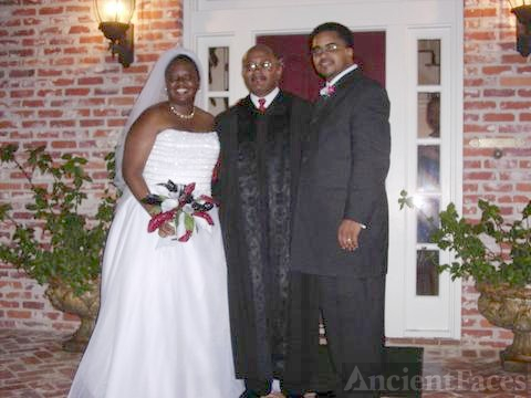 The Marriage of Dr.Currissa Pruitt to Dillard P. Alsobrooks
