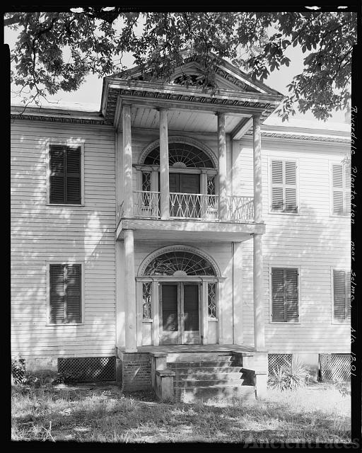 Riverdale Plantation, Selma vic., Dallas County, Alabama