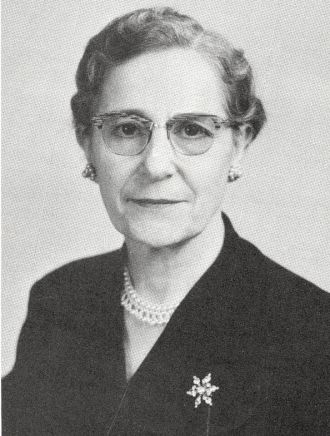 A photo of Alma Lukins