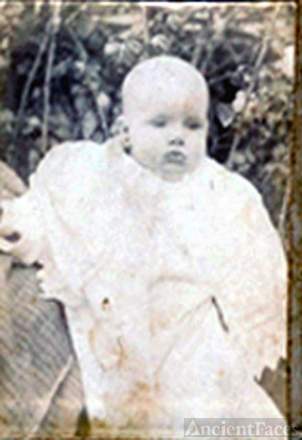 unknown baby, 1