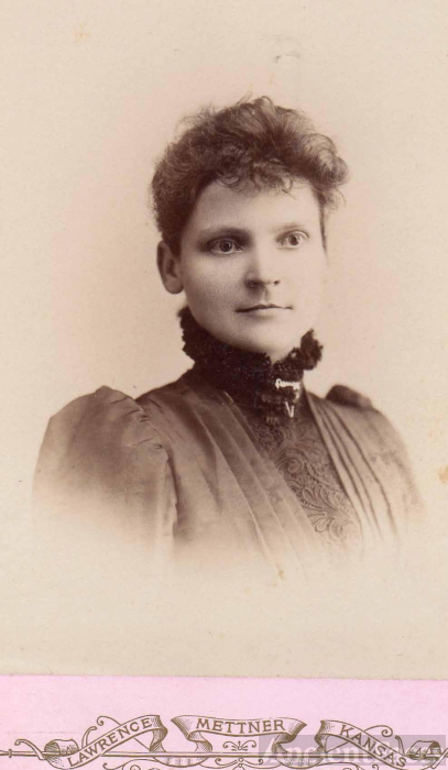 Virginia Spencer - Lawrence, Kansas