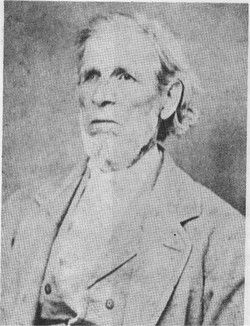 Alabama State Representative Moses Maples