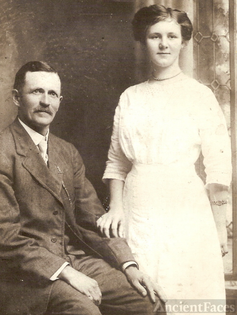 Frank and Amy Brown