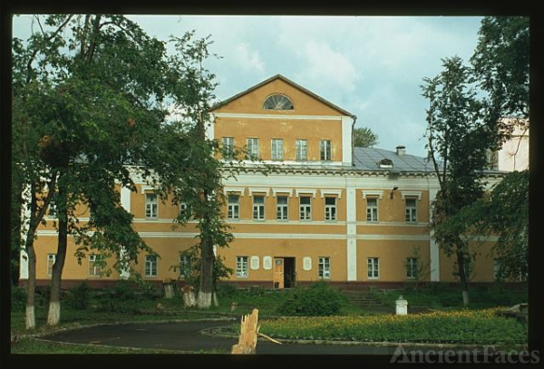 House of Director of Zlatoust Mining District (early 19th...