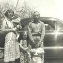 Alton & Peggy Phipps Family, Indiana 1953