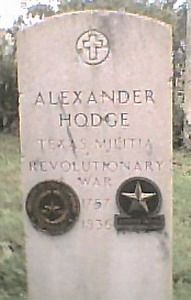 A photo of Alexander  Hodge