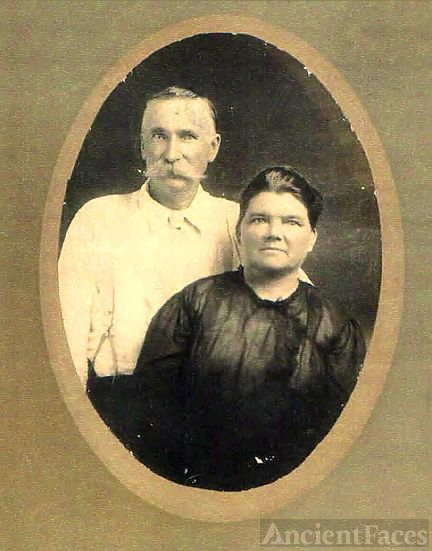 Tennessee gr-gr Grandparents HARRELL/CARTER