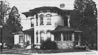 The Baldwin House
