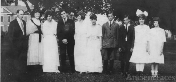 The Cooke Family, Pennsylvania