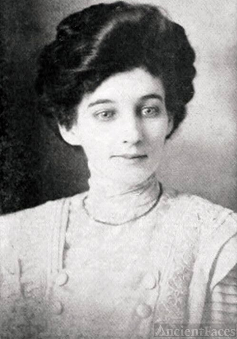 Mabel Beidler, West Virginia, 1911