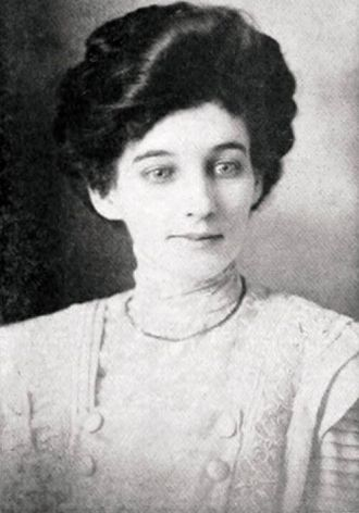 A photo of Mabel Beidler