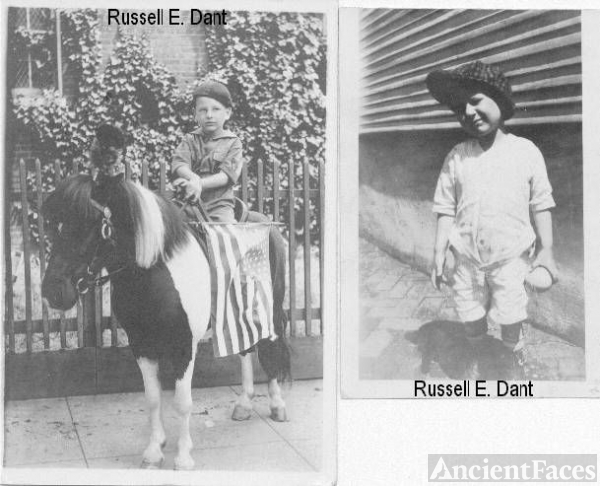 Russell Ernest Dant