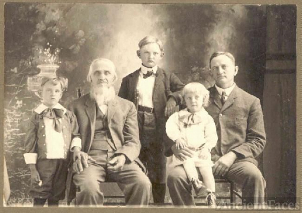 Daniel Morgan GRAY Family